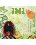 CD Card - 1961