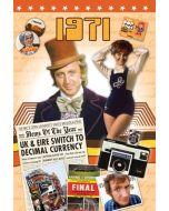 DVD Card - 1971