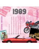 CD Card - 1989