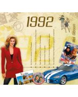 CD Card - 1992