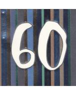 '60' Card