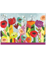 Boxed Notecards - Brilliant Floral