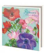 Notecard Wallet - Flowers by Anke van den Burg