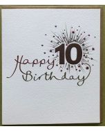 Age 10 - Celebration '10'