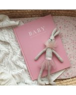 Baby Journal - The First Five Years (Pink)