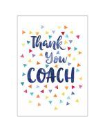 BIG Card - Thank You COACH