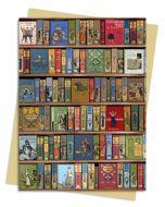 Greeting Card - High Jinks! Bookshelves