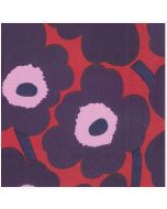 Paper Napkins - Marimekko UNIKKO Red Blue (pack of 20)