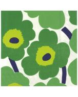 Paper Napkins - Marimekko UNIKKO Green (pack of 20)