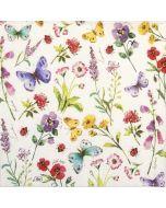 Paper Napkins - Summer Flowers