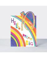 AGE 10 Card - Dream Big