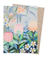 Bush Banksia card