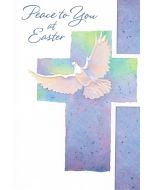 Easter Card - Peace to You