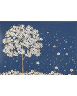 Boxed Notecards - Falling Blossom