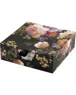 Desk Notes - Midnight Floral