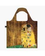 Foldable & Water Resistant BAG - The Kiss by Gustav Klimt