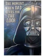 Father's Day Card - Darth Vader
