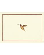 Boxed Notecards - Hummingbird Flight