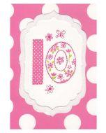 '10' Card
