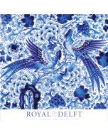 'Royal Delft' Notecard Wallet