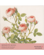 Notecard Wallet - Redouté Roses