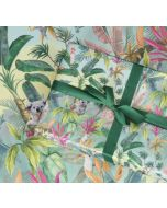 Folded Wrapping Paper - Nature Dwellings Tropical