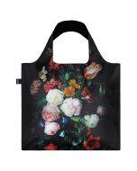 Foldable & Water Resistant BAG - Still Life with Flowers by Jan Davidsz de Heem