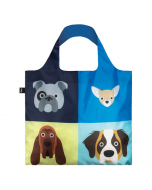 Foldable & Water Resistant BAG - Dogs by Stephen Cheetham