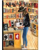 The New Yorker Cover - The Strand Bookshop