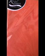 Orange Tissue Paper - 5 Sheets