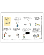 Greeting Card - Ordinary Happiness by Michael Leunig
