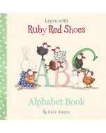 Ruby Red Shoes Picture Book - ABC Alphabet