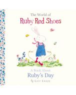 Ruby Red Shoes Picture Book - Ruby's Day