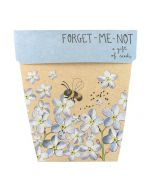 Forget Me Not - Card & Gift of Seeds