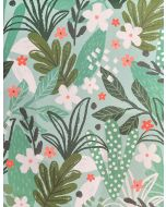 Folded Wrapping Paper - Greenhouse Foliage