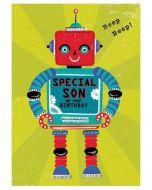 SON Birthday - Robot