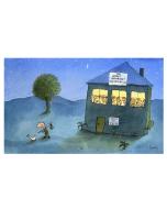 Greeting Card - Sorry No Ducks by Michael Leunig