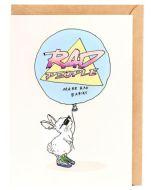 BABY Card - Rad People
