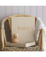 Boxed Baby Keepsake Journal - The First Year of You