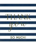 BIG Card - 'THANK YOU so much!'