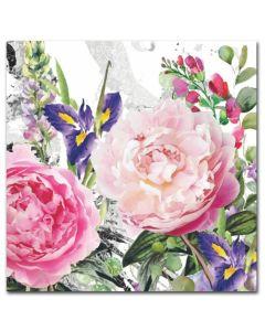 Cocktail Napkins - Jardin des Roses (Pack of 20)