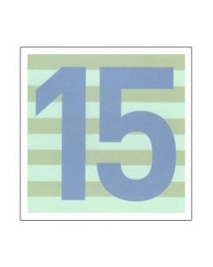 '15' Card