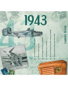 CD Card - 1943