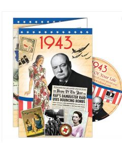 DVD Card - 1943
