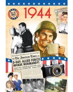 DVD Card - 1944