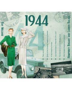 CD Card - 1944