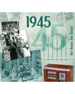 CD Card - 1945
