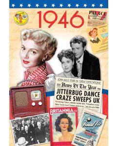 DVD Card - 1946