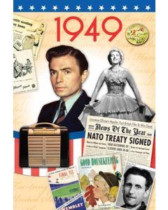 1949 DVD Card