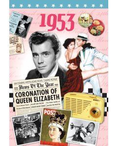 DVD Card - 1953